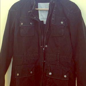 Ralph Lauren Denim & Supply black utility jacket